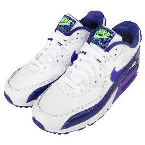 Nike air max 90 Ltr GS verde in pelle cod: 724821 300 40