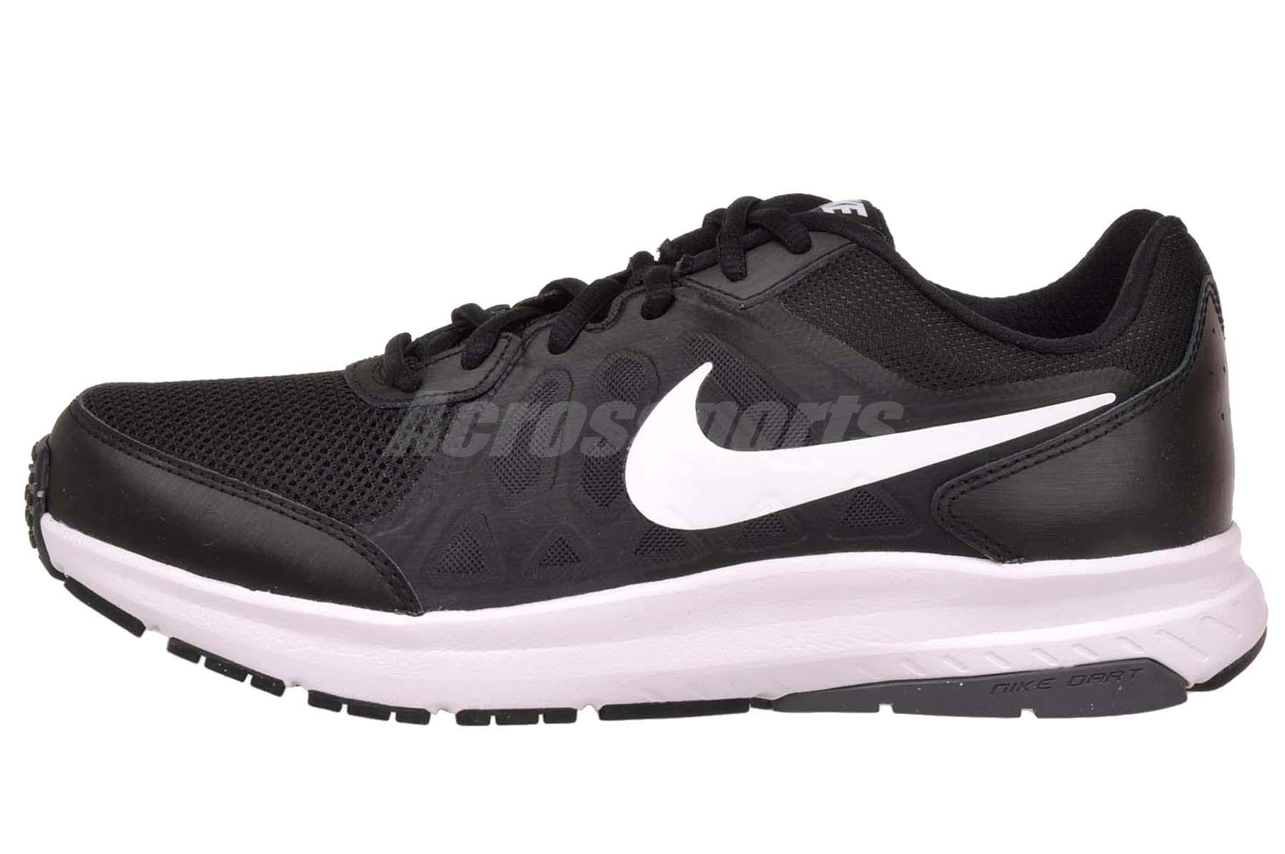 nike dart 11 wide 4e mens running shoes sneakers 724942 001