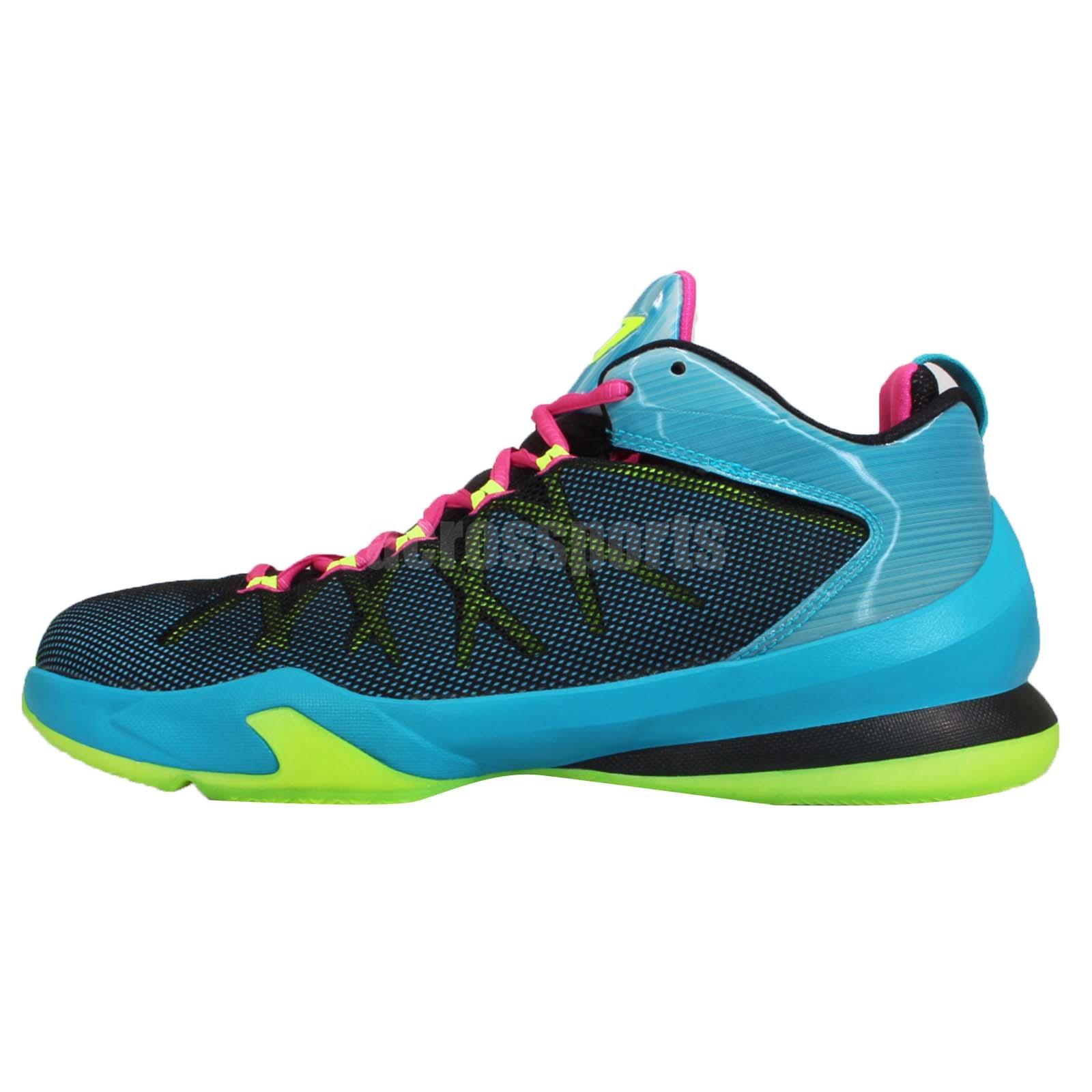 nike id personnaliser Hyperdunks - Nike Jordan CP3. VIII AE 8 Chris Paul Blue Pink Mens Basketball ...
