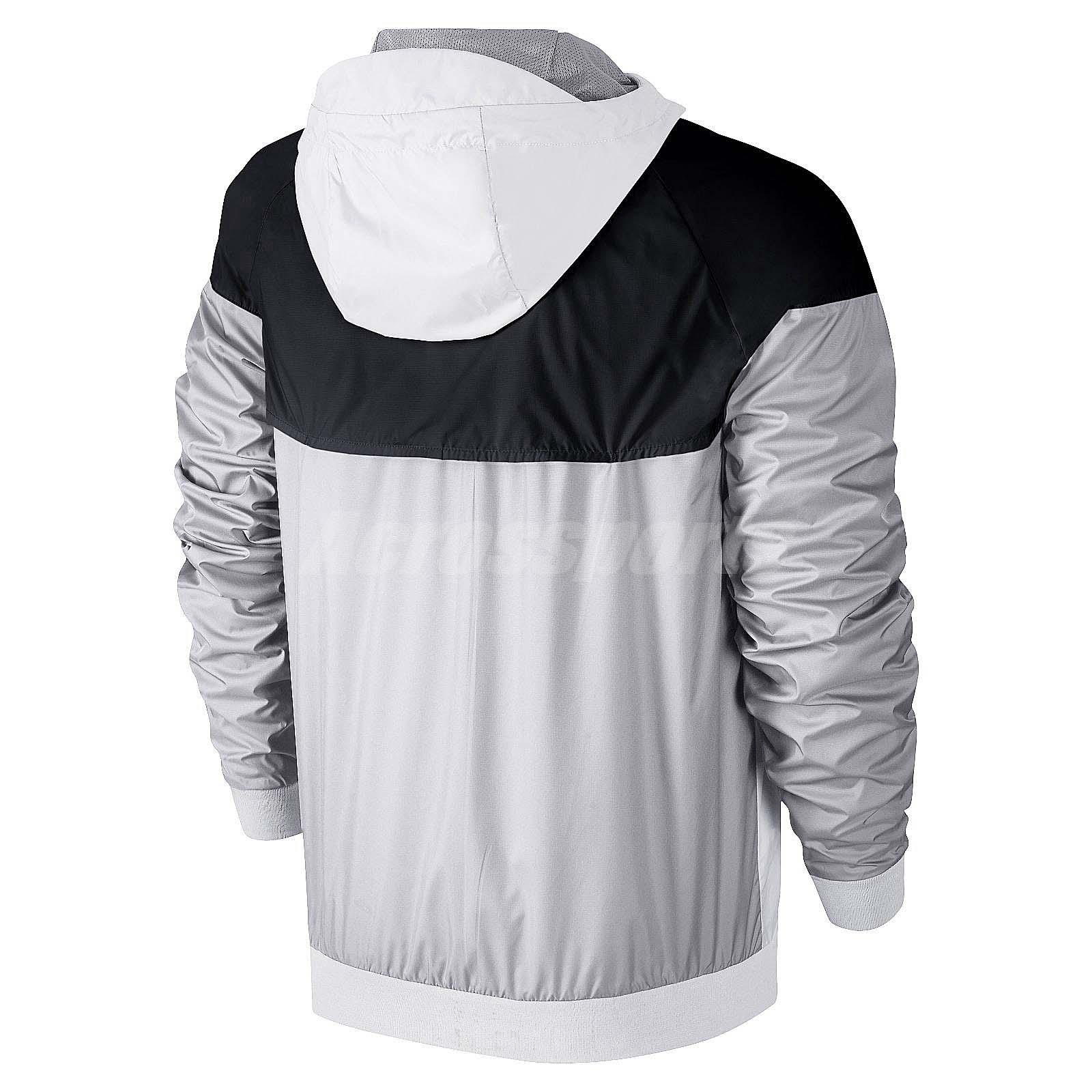 Nike jacket grey and white - Condition Brand New With Tags