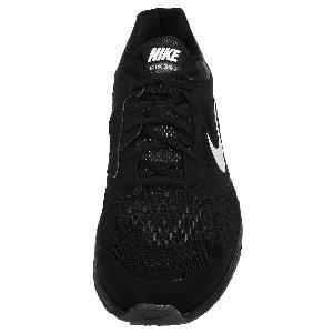 ... nike tri fusion run msl black white mens running shoes sneakers 749171  001