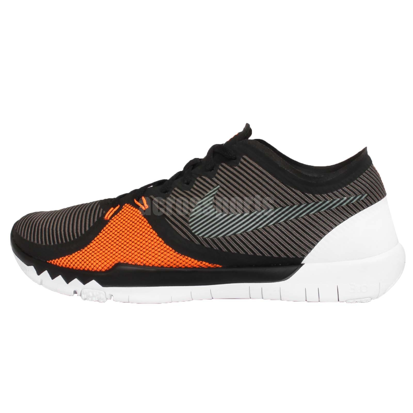 Mens Nike Free Trainer   V Cross Training Shoes Black