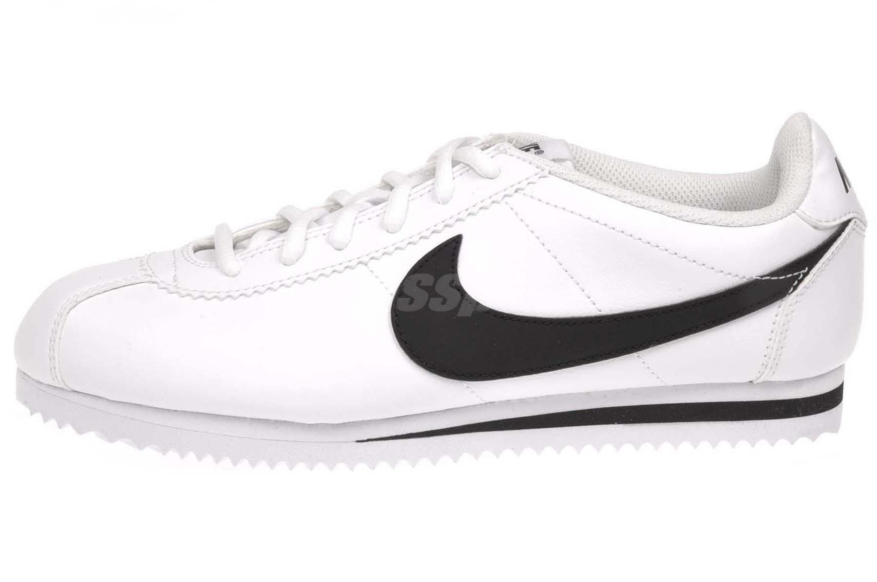 white nike cortez shoes girls kids