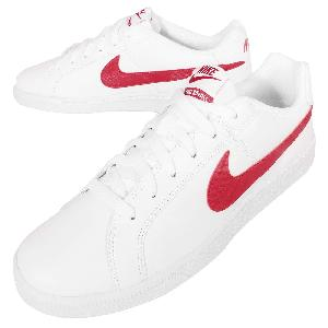 nike court royale white red mens casual shoes tennis