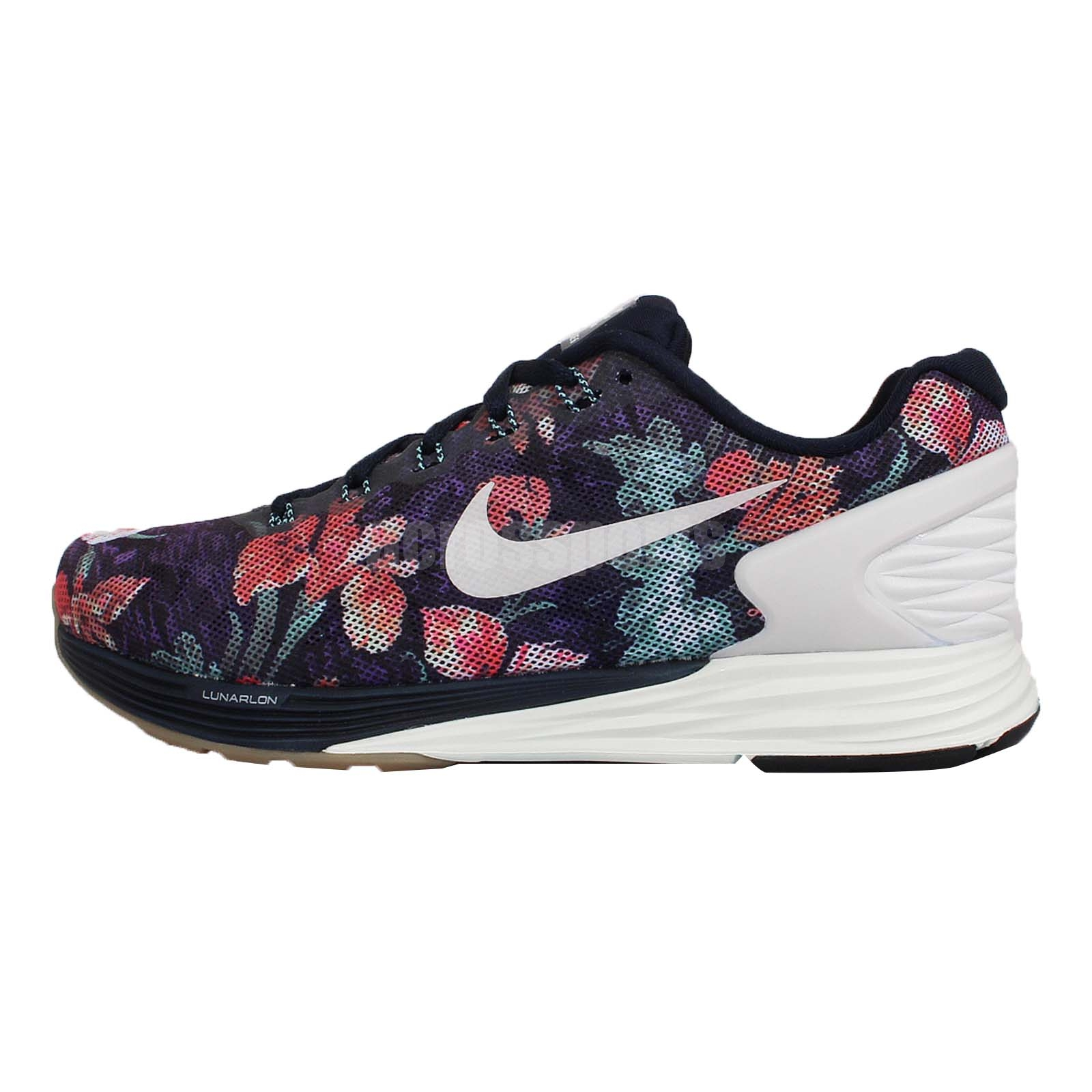 wmns nike lunarglide 6 photosynth floral photosynthesis