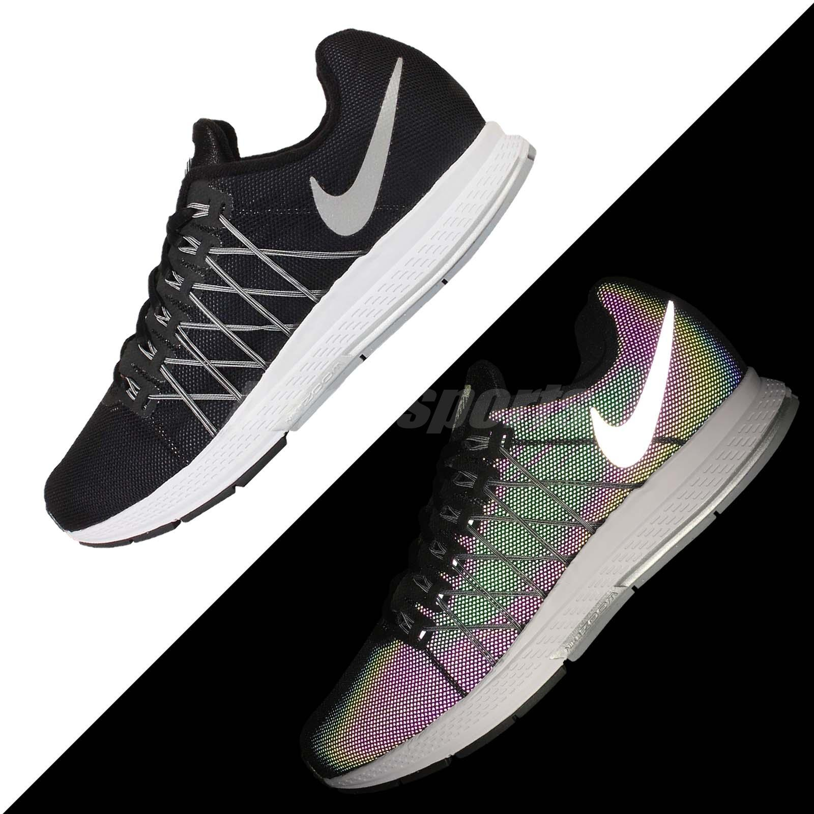 nike air zoom pegasus 32 flash pack black white mens running shoes 806576 001 ebay. Black Bedroom Furniture Sets. Home Design Ideas