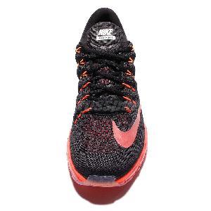 Nike Air Max 2016 Orange Black Mens Running Shoes Sneaker Trainer 360 806771-006