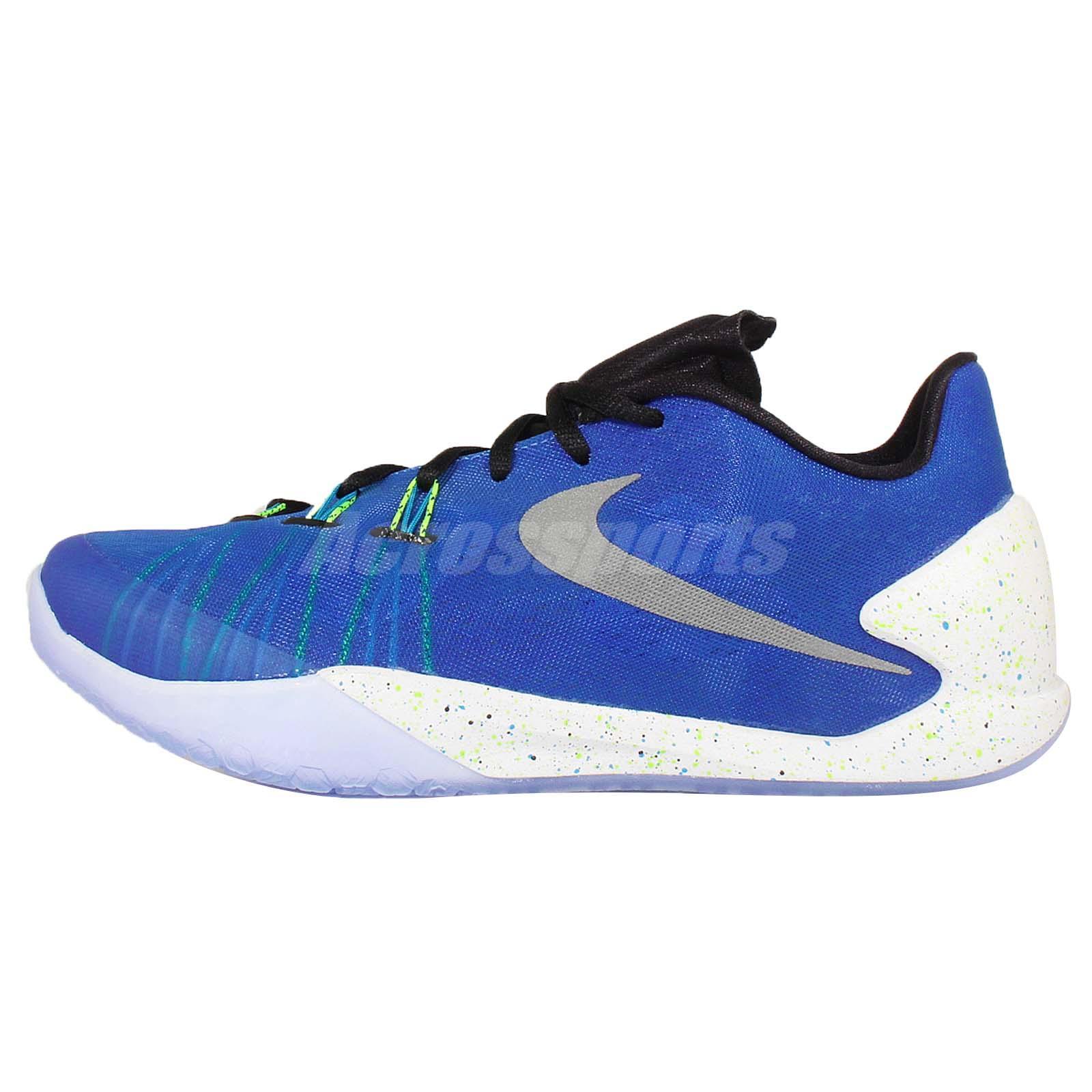 James Harden Nike Shoes: Nike Hyperchase PRM EP James Harden Blue White Mens