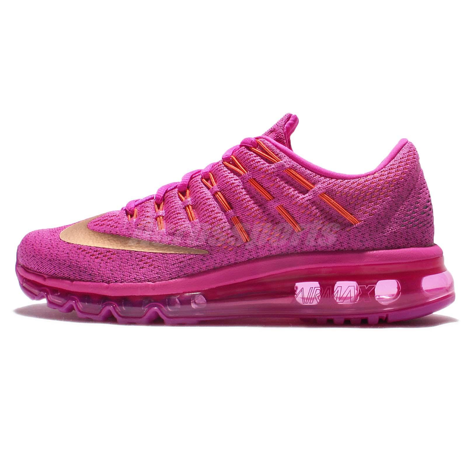 2016 Nike Air Max Pink