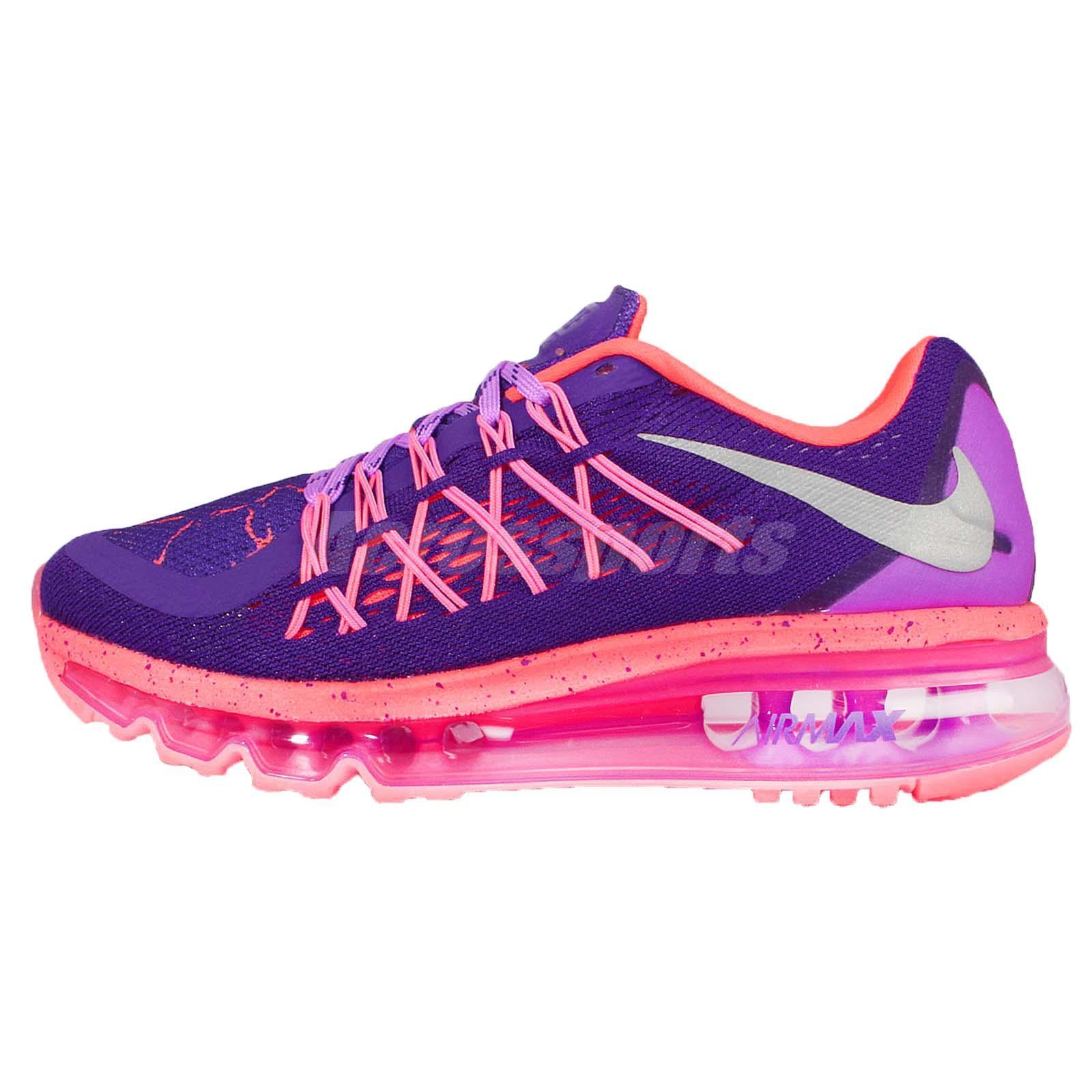 2015 Nike Air Max Purple