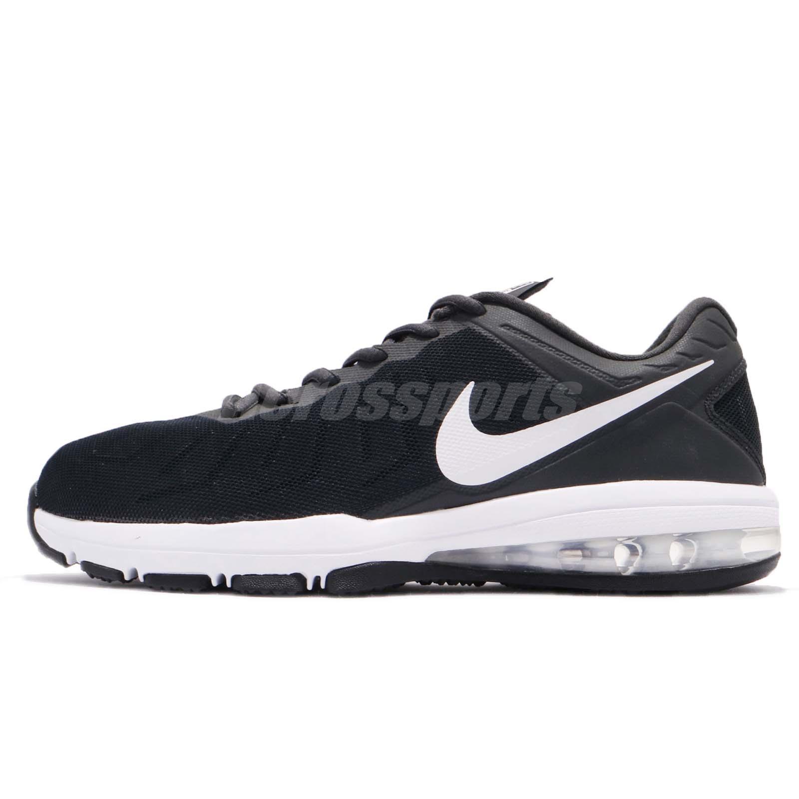 Nike air max torch 4 running shoe - Nike Air Max Full Ride Tr Black Grey Mens Cross Training Shoes 819004 001