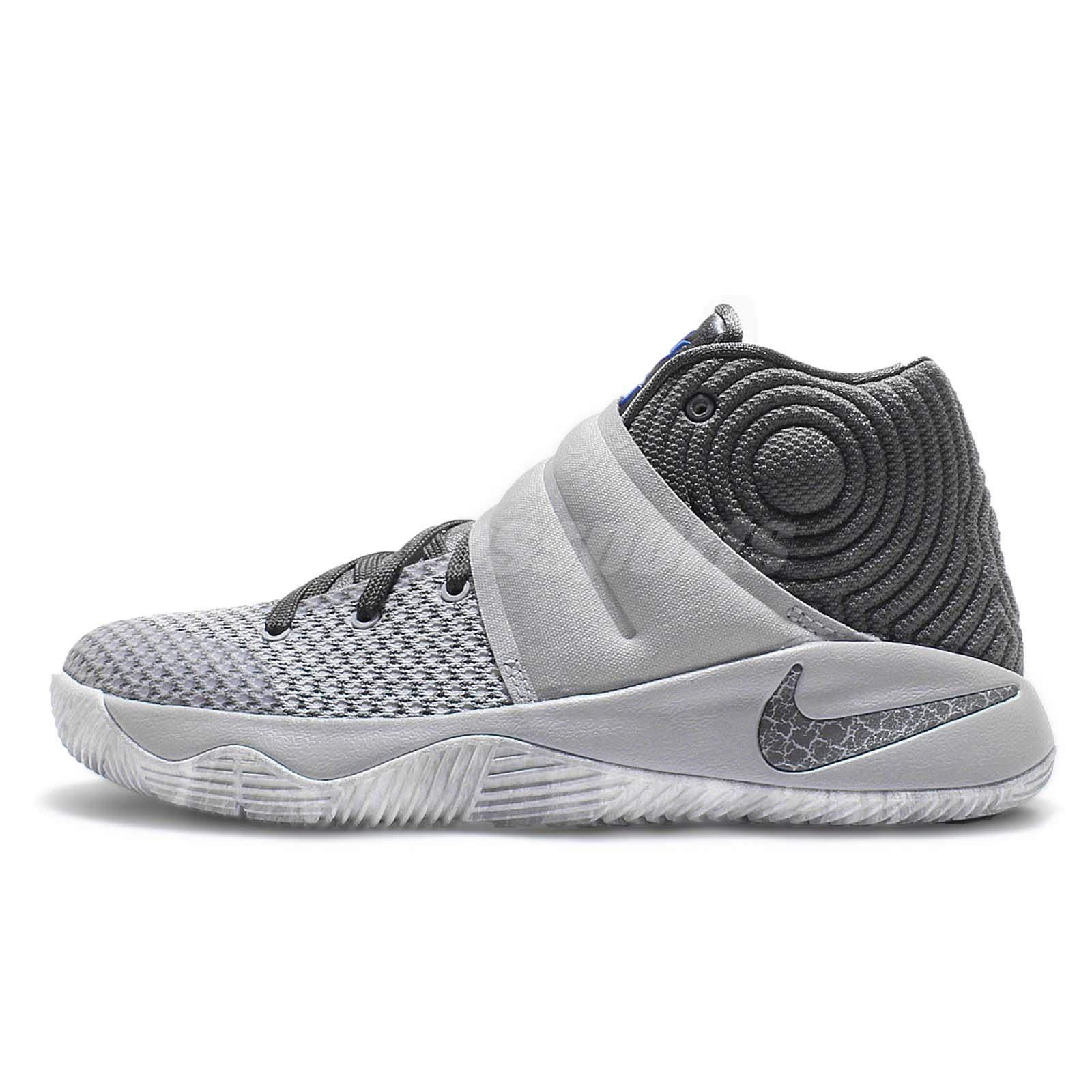 kyrie 2 kids Grey