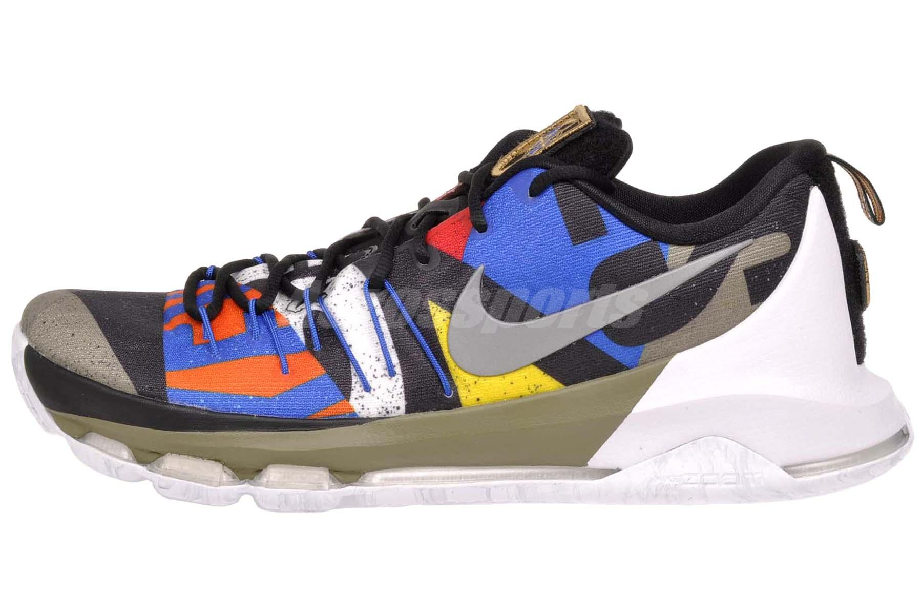 Multi Colored Nike Shoes Mens