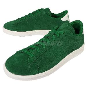 Nike Tennis Classic CS Suede Green Ivory Mens Tennis Shoes ...