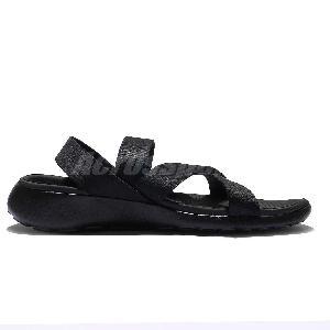 pfcfb Wmns Nike Roshe One Sandal Black Grey Womens Benassi 830584-001