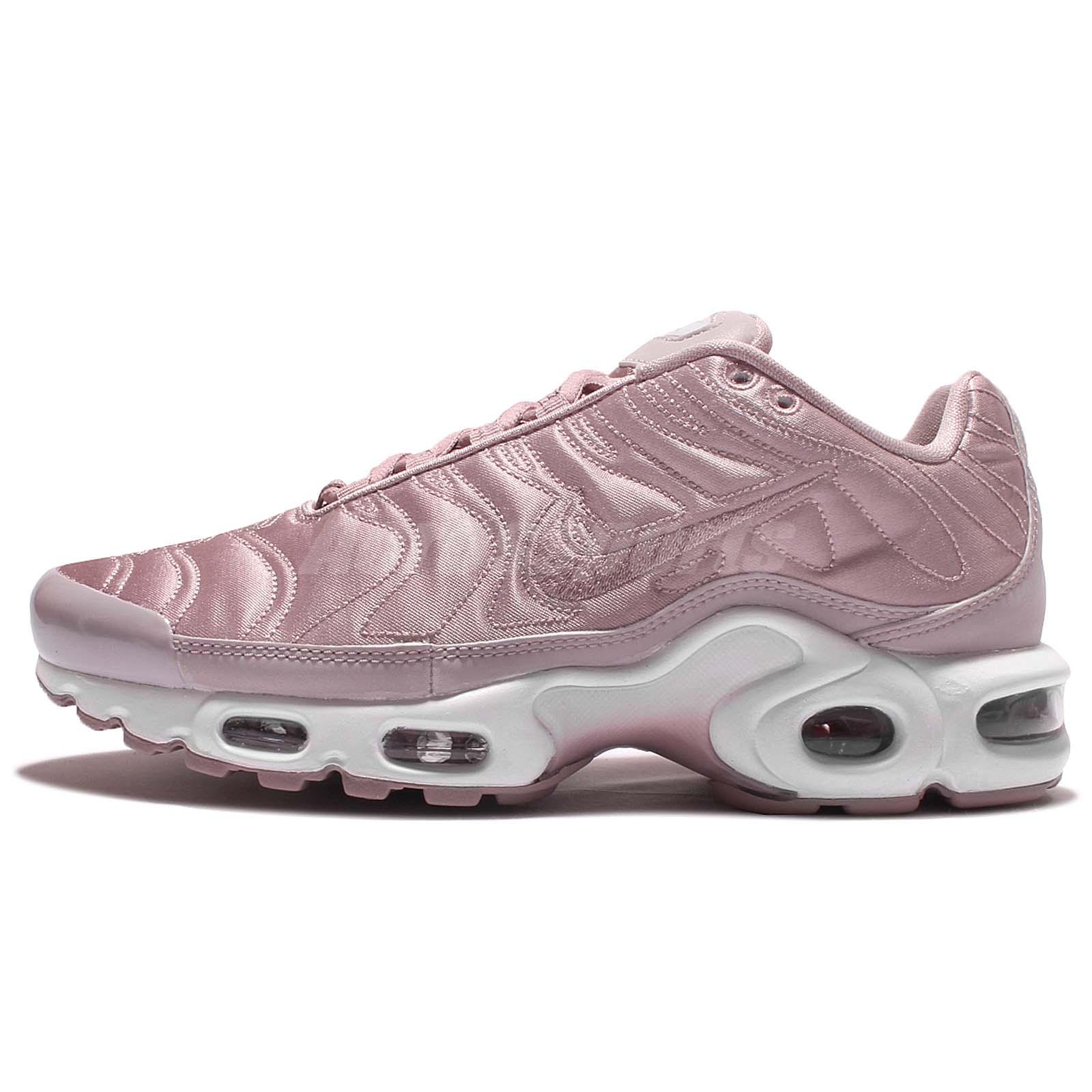 nike air max plus satin rose nike air max store. Black Bedroom Furniture Sets. Home Design Ideas