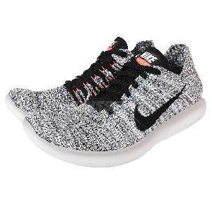 Nike Free Rn Flyknit Wolf Grey