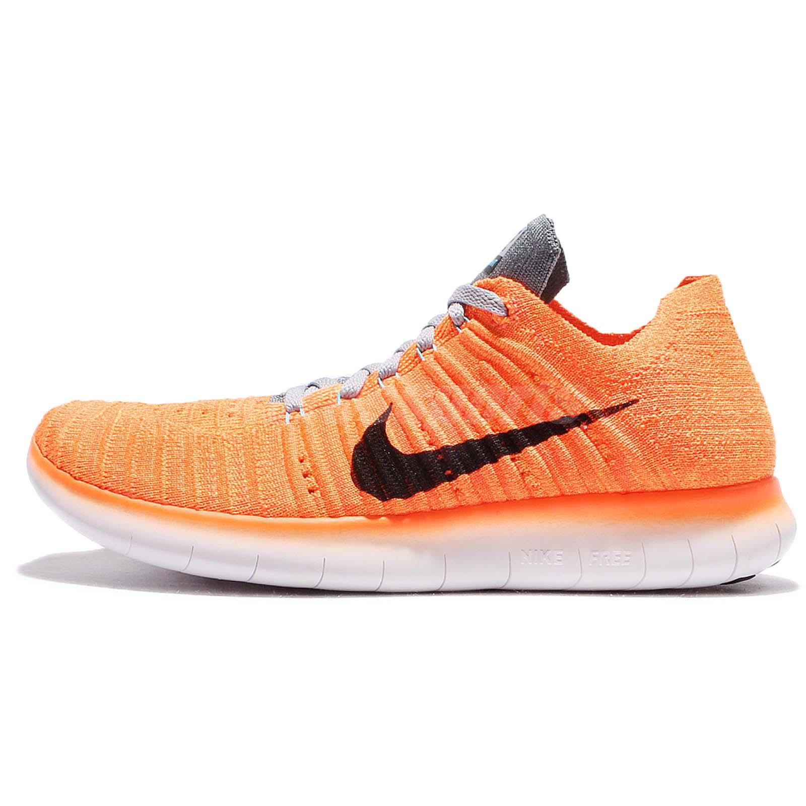 Cool Nike Free Run 3.0 V4 Orange Grey Womens Unique Running Shoes-hot Orange Womens Free Run 3.0 V4 ...