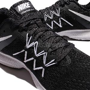 nike supra - Nike Zoom Winflo 3 III Black White Swoosh Mens Running Trainers ...