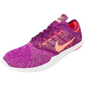 r solution de asics gel - Wmns Nike Flex Adapt TR Purple Orange Womens Training Shoes ...