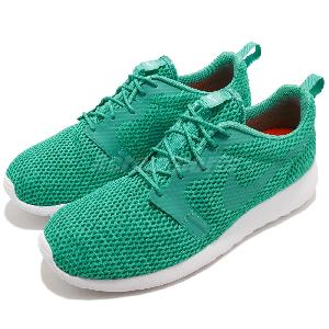 ykwgb Nike Roshe One HYP BR Hyperfuse Breeze Rosherun Green White Mens