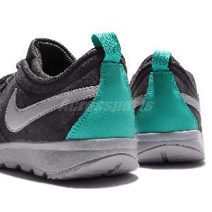 nike air max rival ii - Nike Trainerendor QS Grey Hyper Jade Mens Skateboarding Sneakers ...