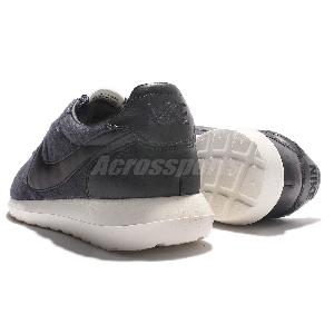 lrfzwz Nike Roshe LD-1000 Winter Wool Navy Black Men Running Shoes