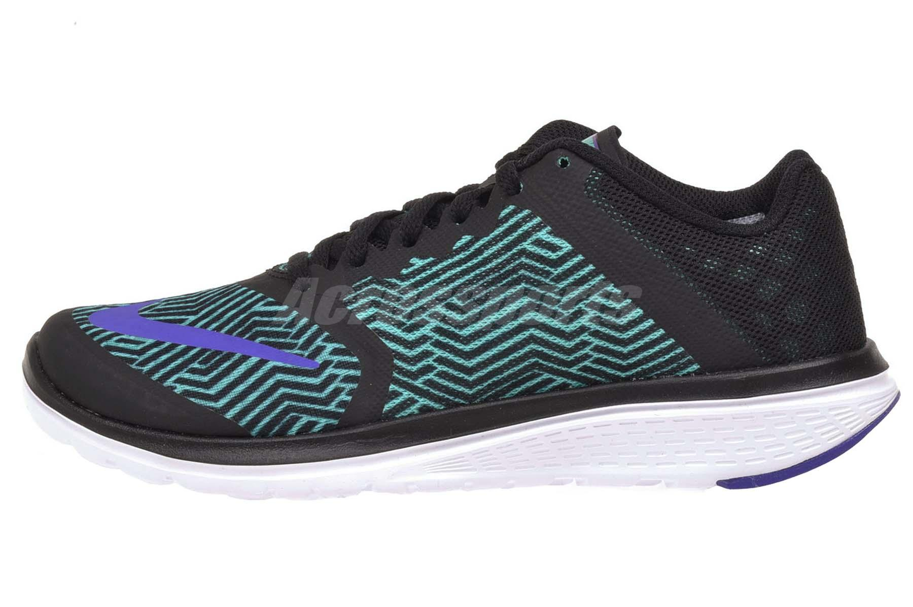 Nike Fs Lite Run 3 Midnight Turquoise Clear Jade Black White, Nike
