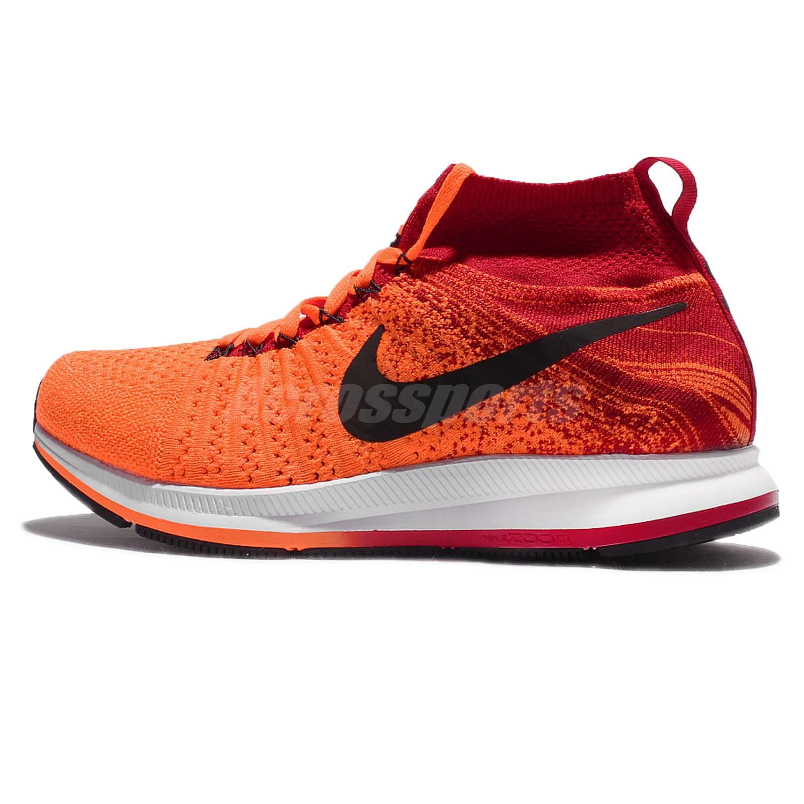 nike zoom pegasus all out flyknit gs kid running shoes sneakers pick 1 ebay. Black Bedroom Furniture Sets. Home Design Ideas