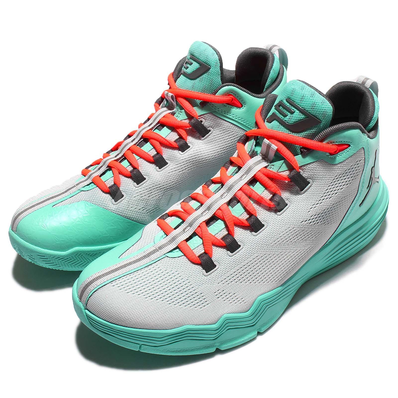 Elbplanke Ä Tännsch N Please: Nike Jordan CP3.IX AE X 9 Chris Paul White Green Mens