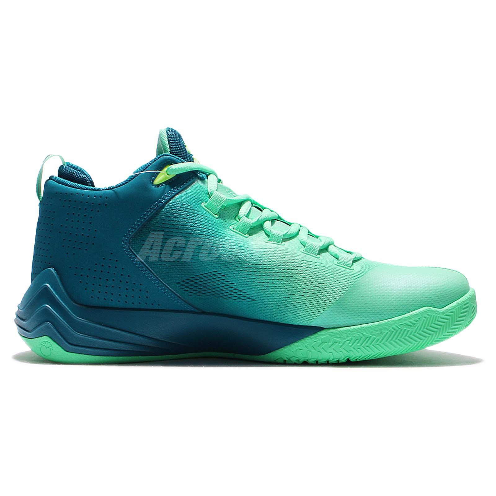 Elbplanke Ä Tännsch N Please: Nike Jordan CP3.IX AE X 9 Chris Paul Green Mens Basketball