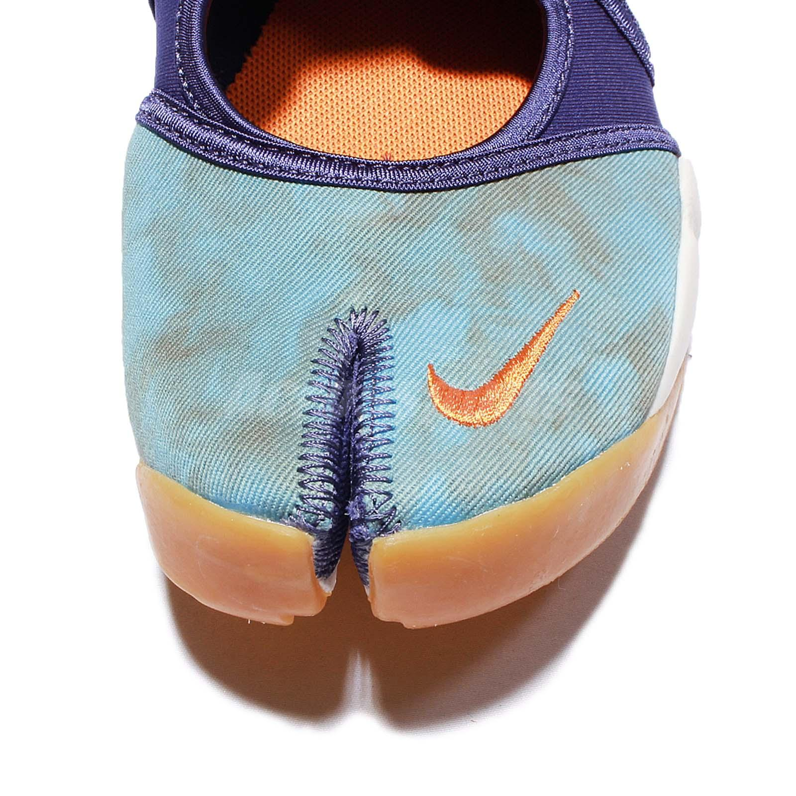 Wmns nike air rift prm qs purple blue tie dye womens for Nike tie dye shirt and shorts