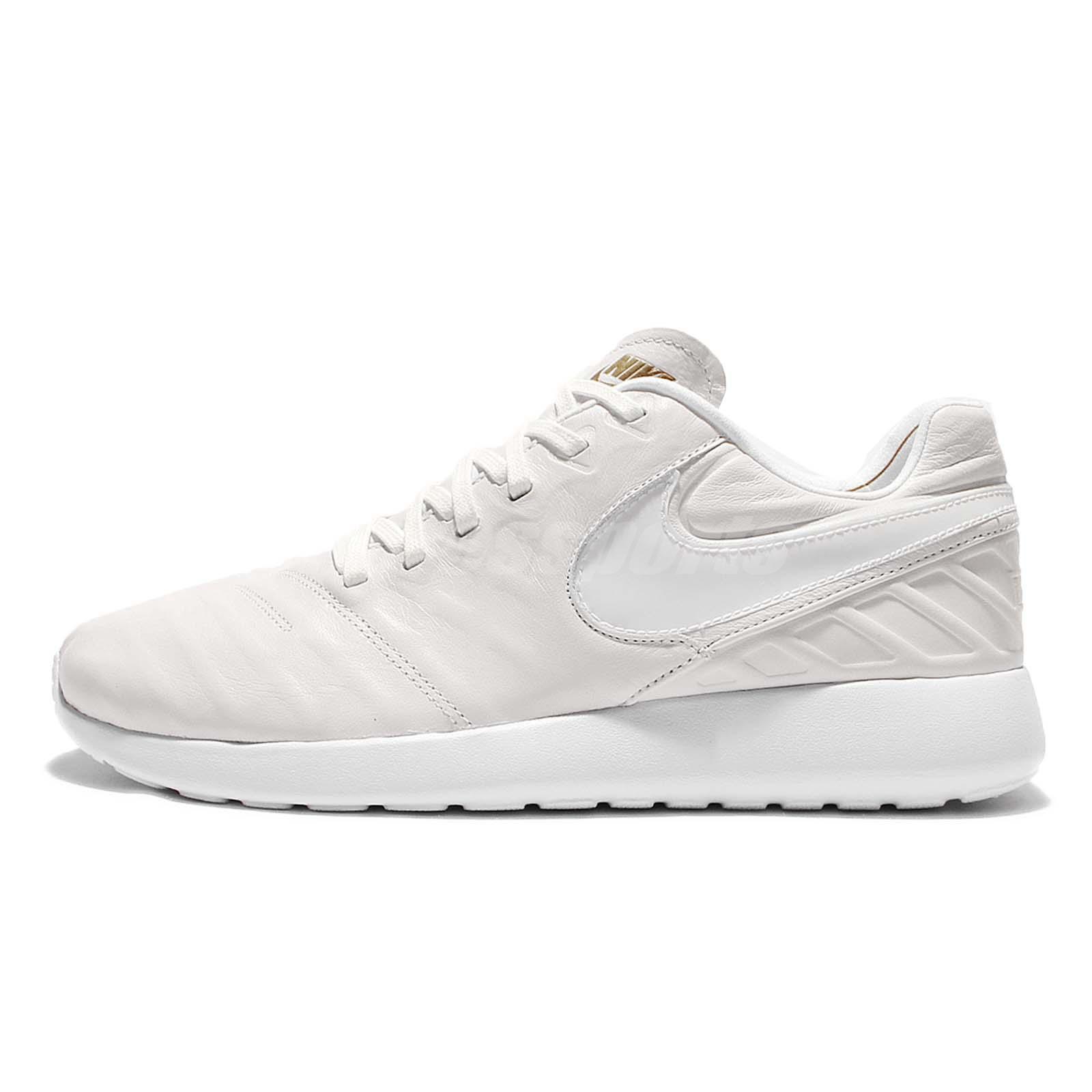 tmpmc SOPHNET x Nike Roshe Tiempo VI QS One Run White Leather Mens