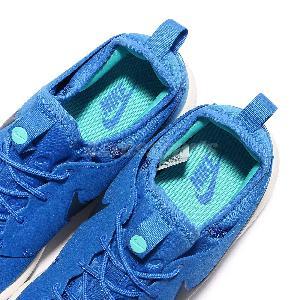 Nike Roshe Two Flyknit 365 Sz 8 Women 861706 400 Dee Royal Blue