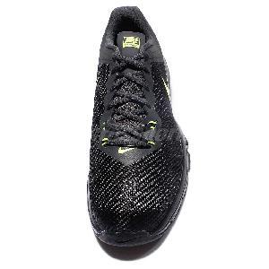 ... nike air max full ride tr 1.5 black volt men training shoes trainers  869633 007