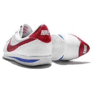 Nike Cortez Basic Leather OG Forrest Gump White Red Blue