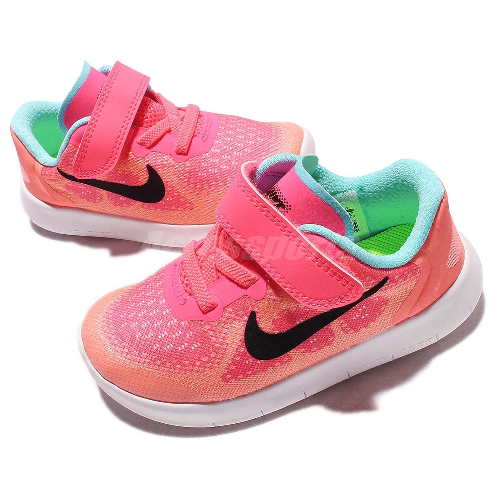 Nike Tdv Run Racer Pink Toddler Baby Running
