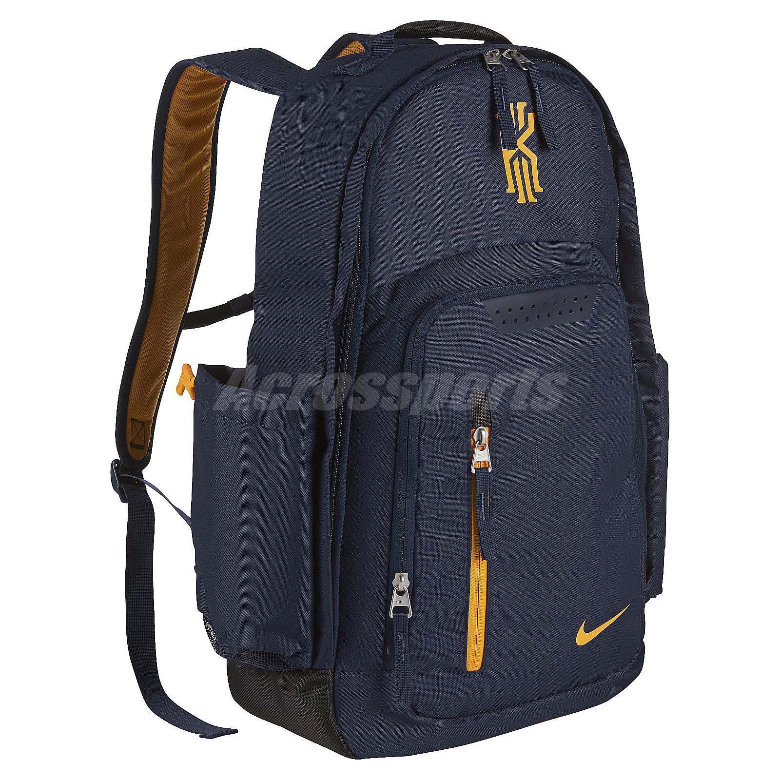 yellow nike backpack