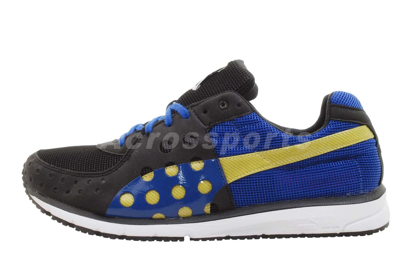 Puma Faas 300 / Canvas Mens Running Shoes Usain Bolt 4 ...