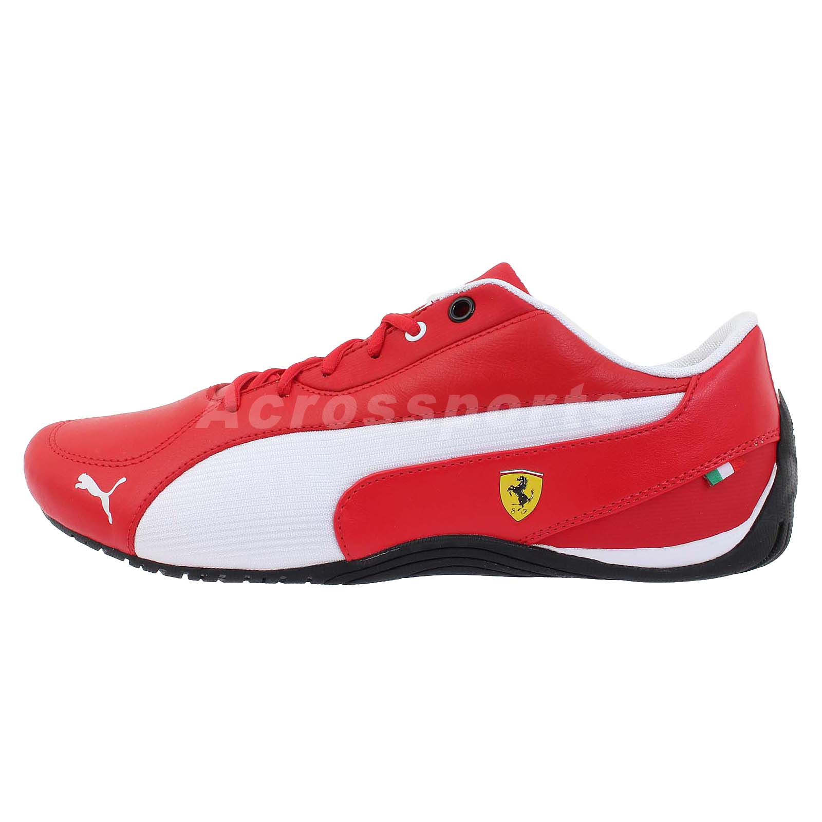 Details about Puma Drift Cat 5 SF 2013 Red White Mens Sport Car Racing ...