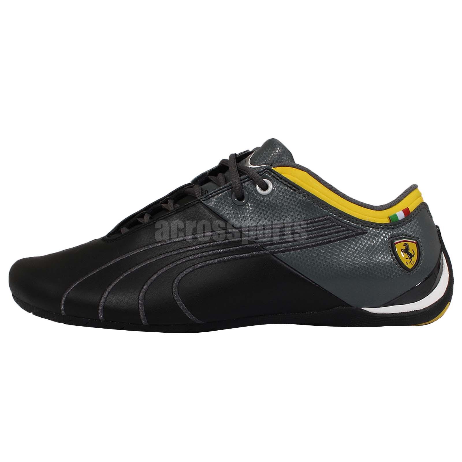 Wwqvkmqx Authentic Puma Ferrari Shoes Black