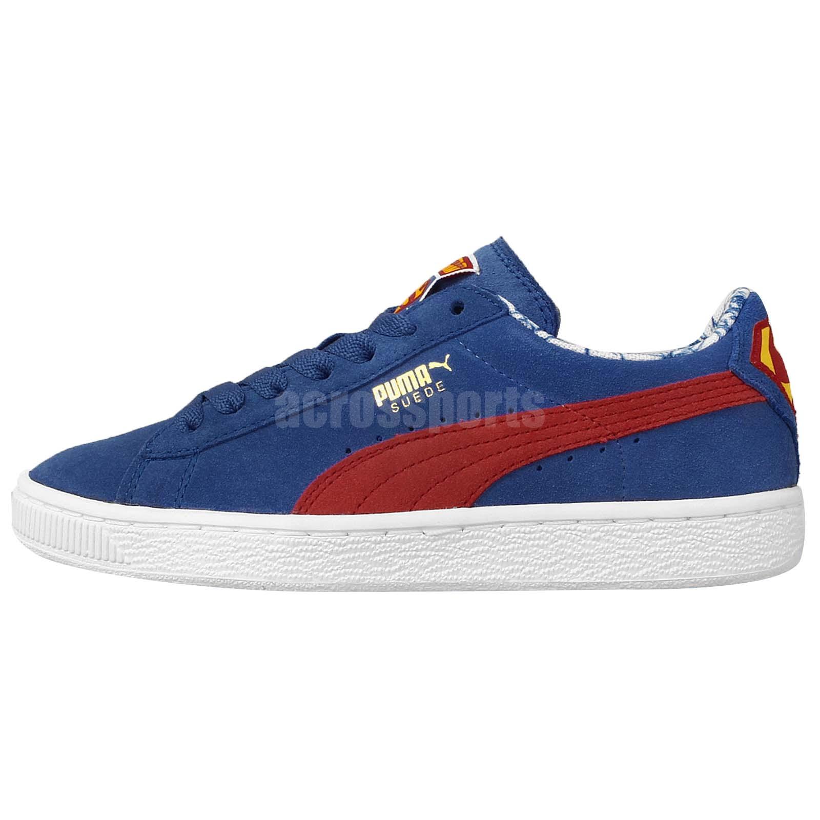 Puma Kids Superman Shoes
