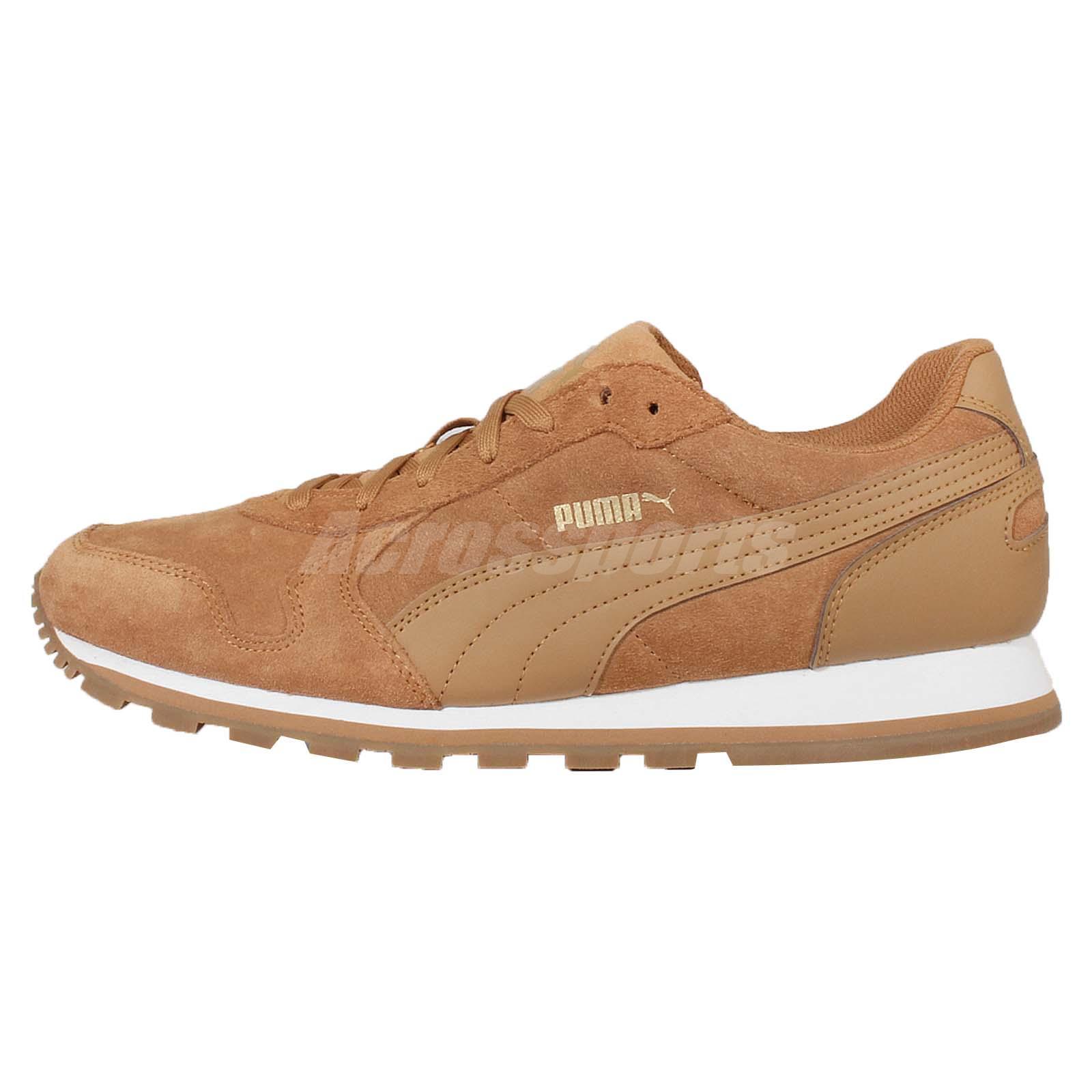 Puma Brown Sneakers