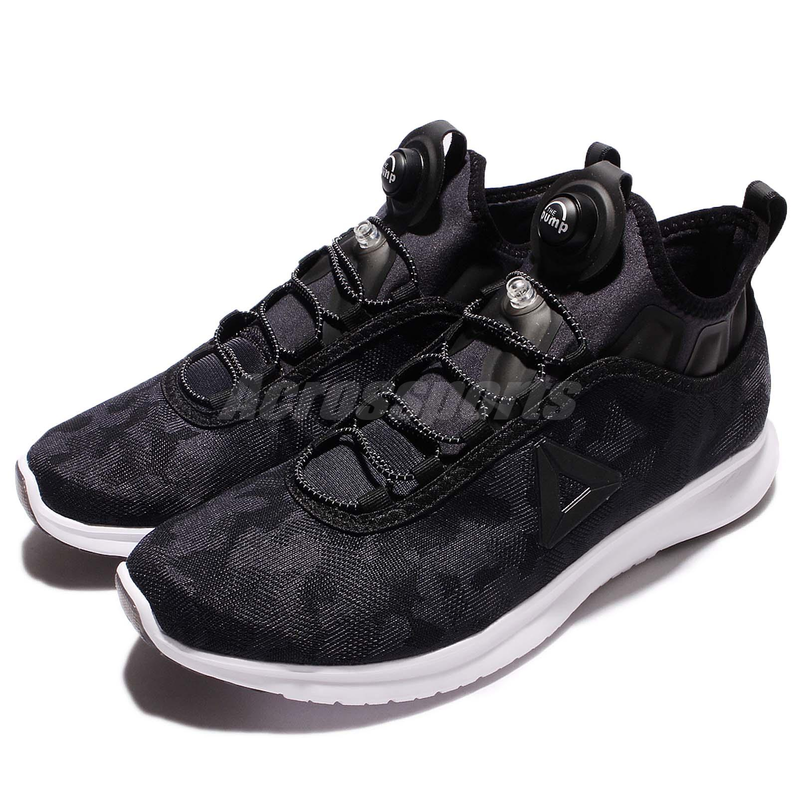reebok pump running shoes