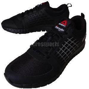 all black reebok shoes
