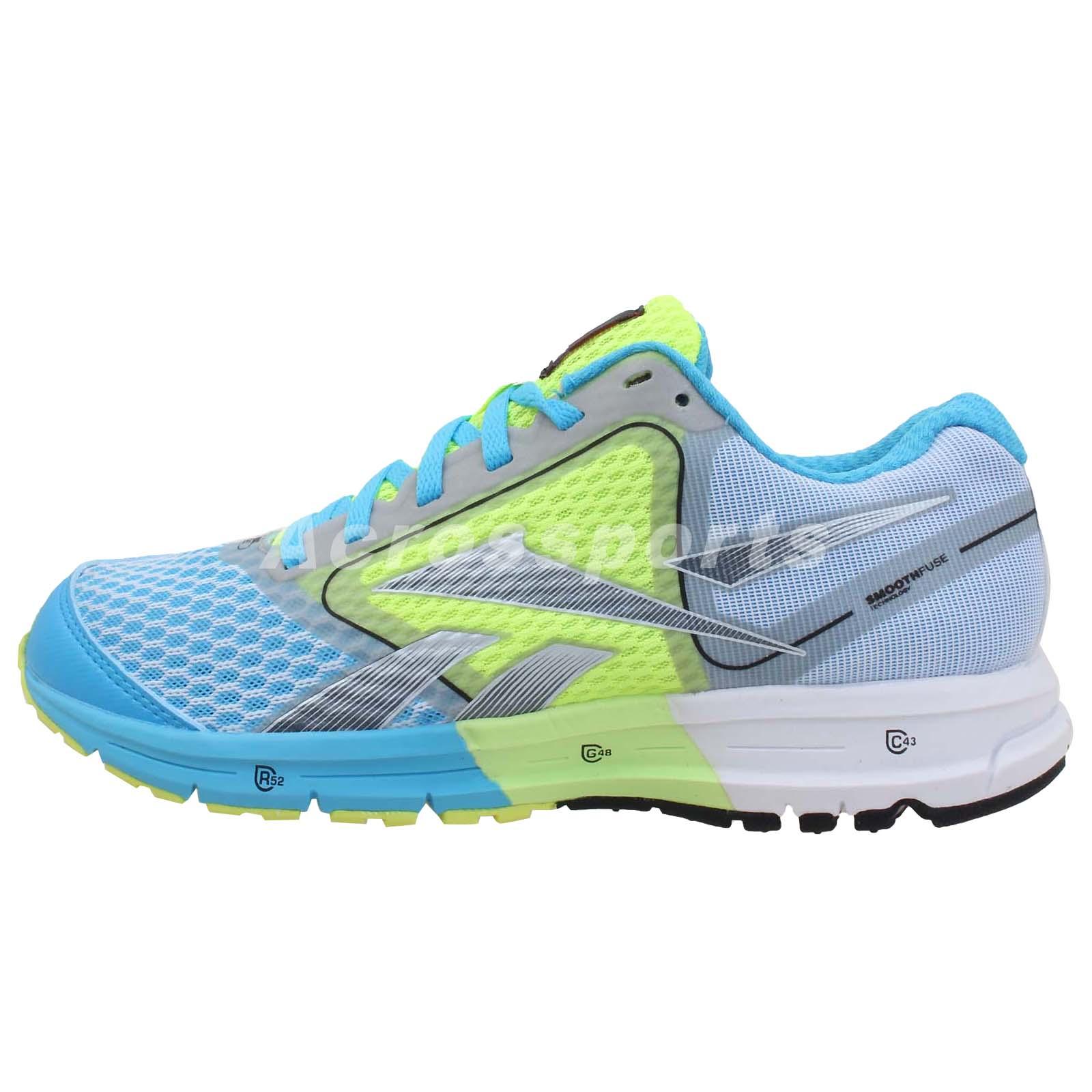 Reebok Running Shoes 2013 Reebok One Guide Yello...