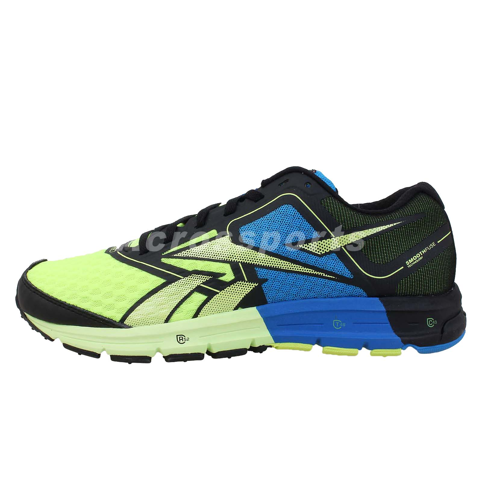 reebok one cushion 2013 new running shoes smoothfuse tech
