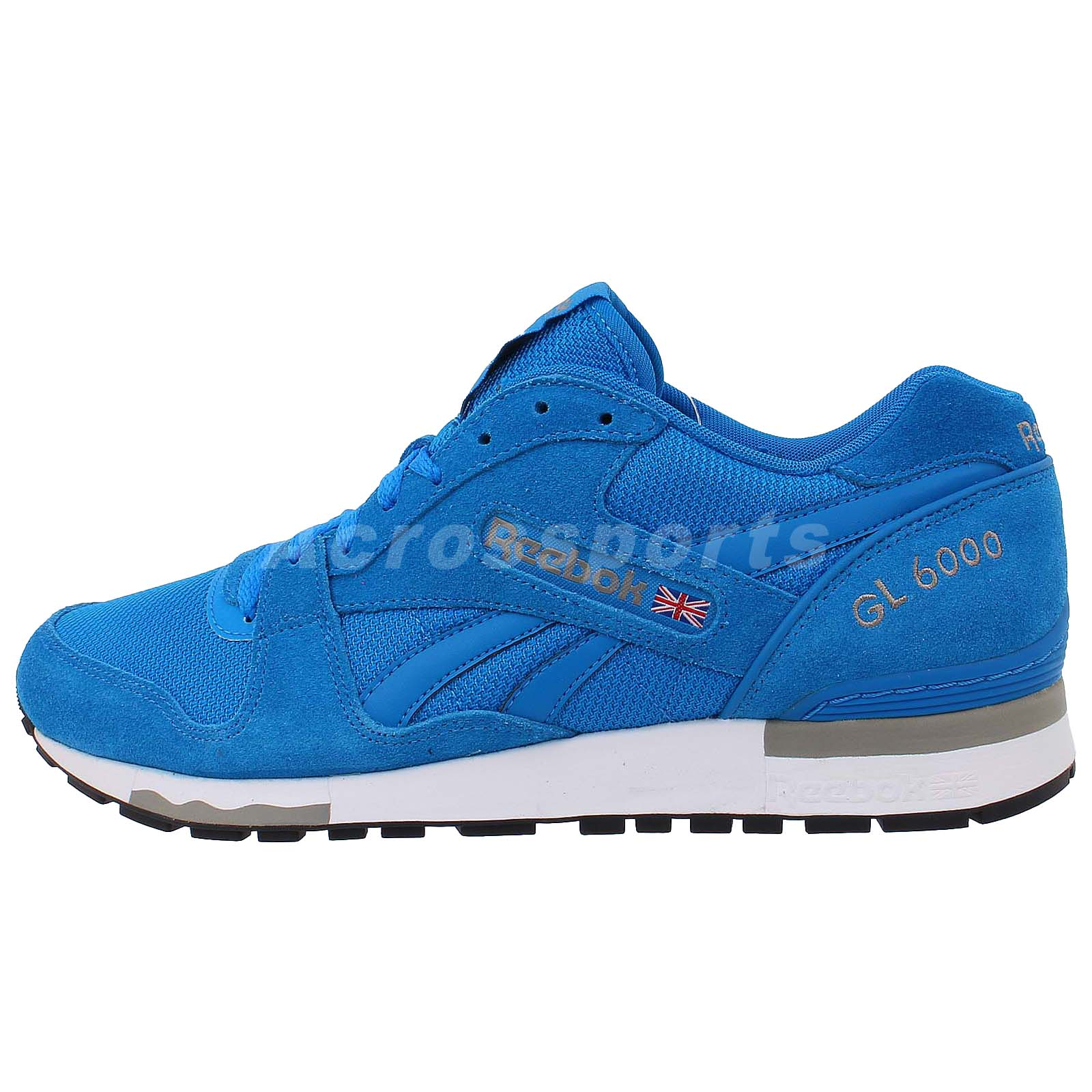 reebok gl 6000 suede 2013 retro mens running shoes casual