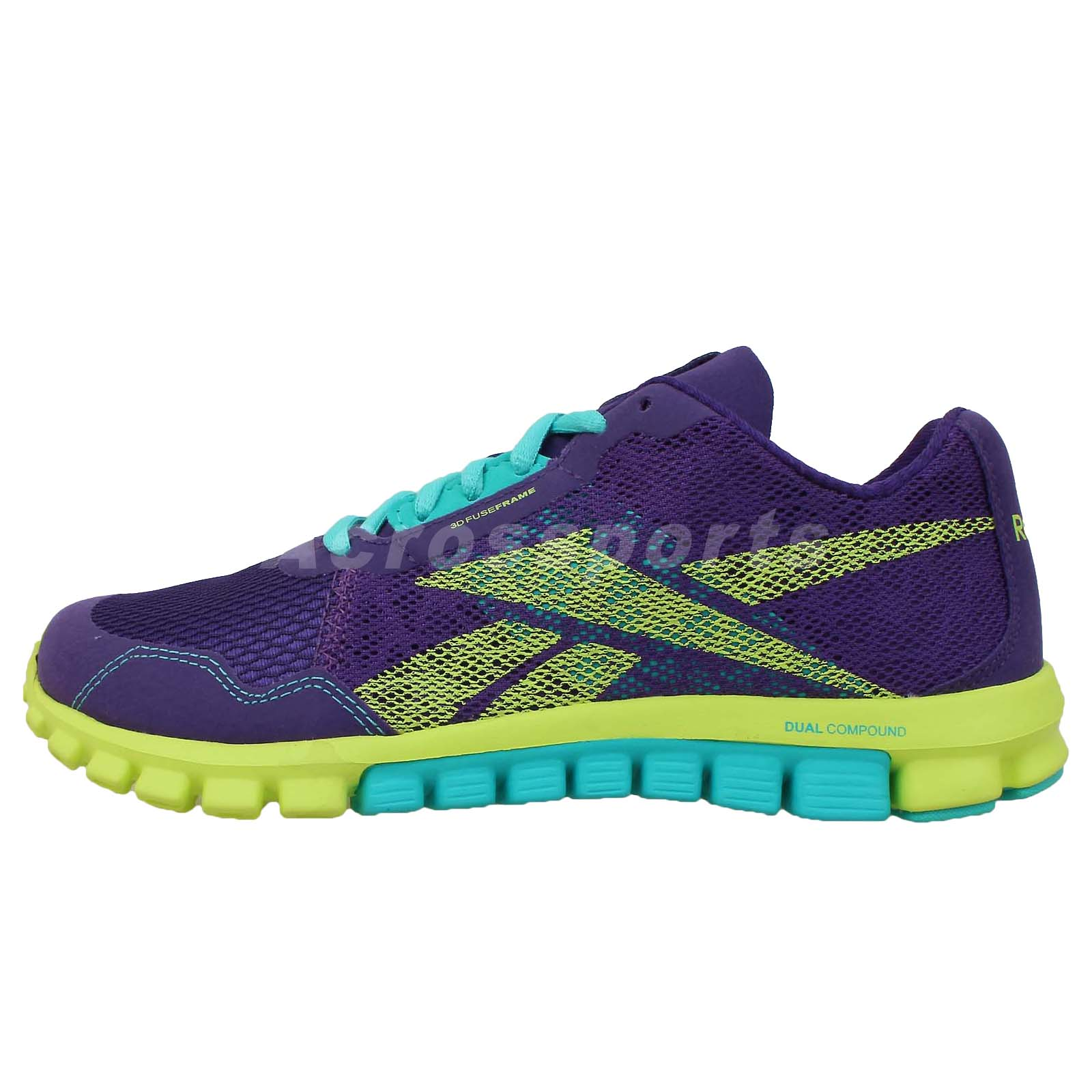 reebok realflex run 2 0 2013 womens running shoes sneakers