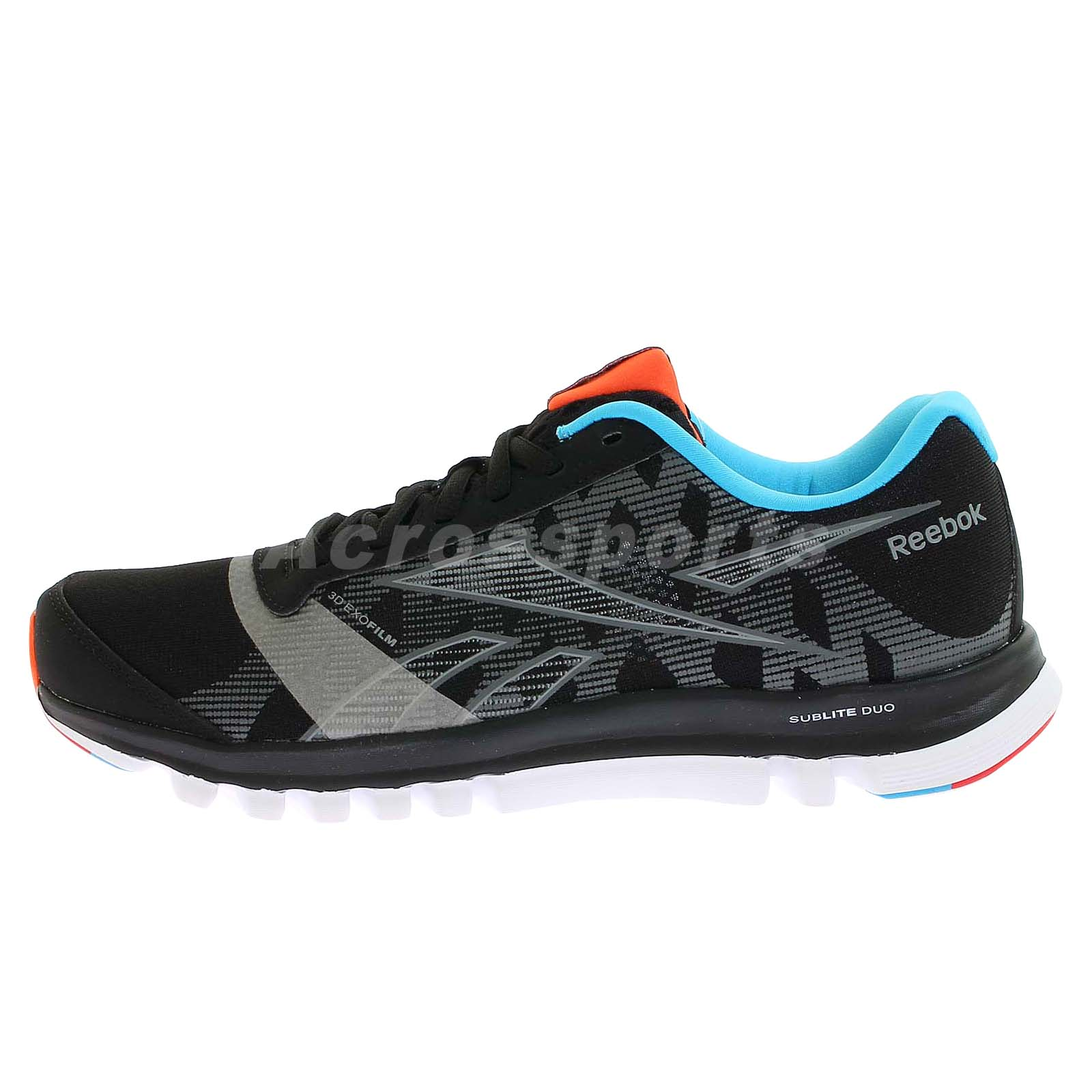 reebok sublite duo chase 2013 new mens running shoes